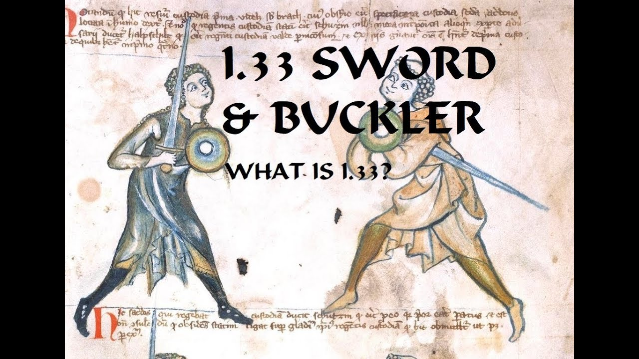 I 33 sword and buckler pdf