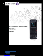 alcatel lucent i-240g-b user manual