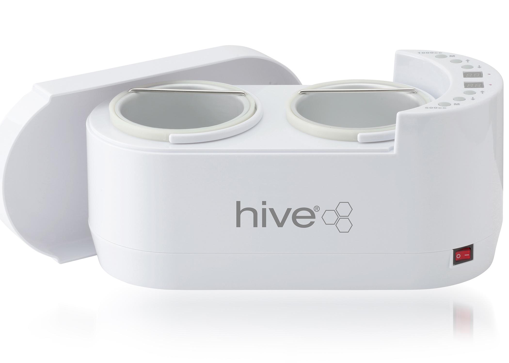 hive wax heater instructions