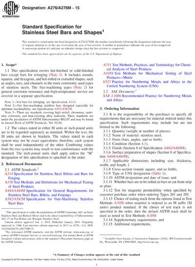 Astm a276 type 410 pdf