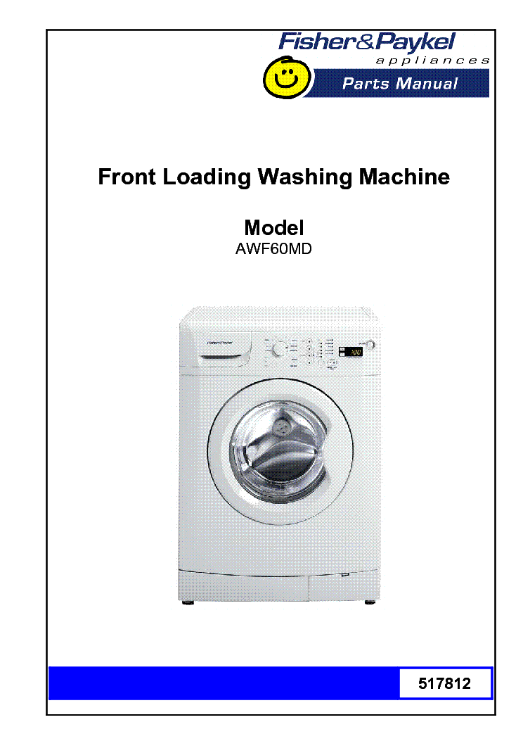 fisher and paykel e442b manual