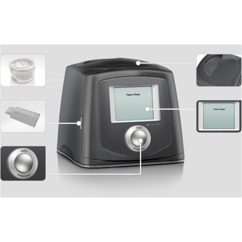 Fisher paykel cpap icon manual