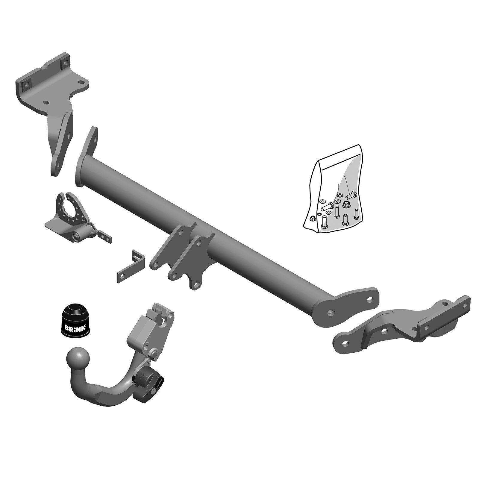 hyundai tucson tow bar fitting instructions