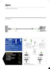 dyson dc39 instruction manual