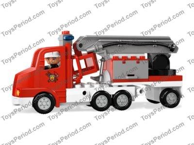 lego duplo fire truck 5682 instructions