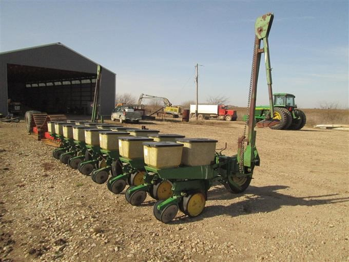 John deere 7100 planter manual