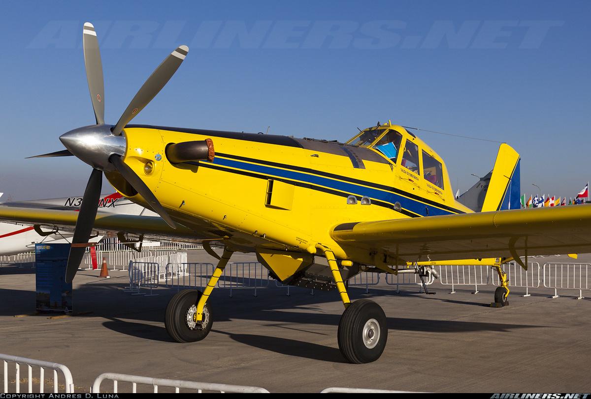 air tractor 802 flight manual