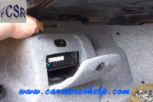 bmw e46 cd changer installation instructions