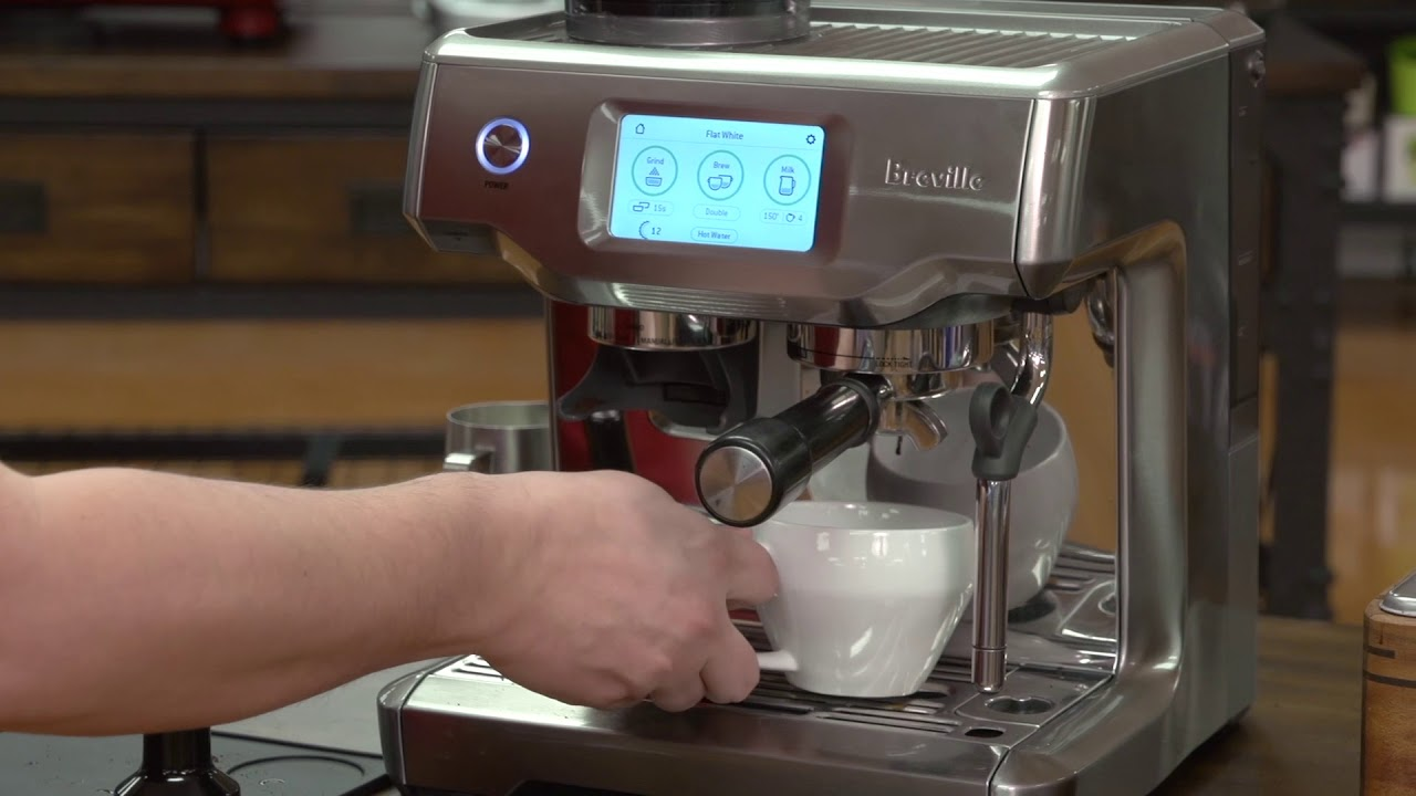 Breville cafe cord free instructions