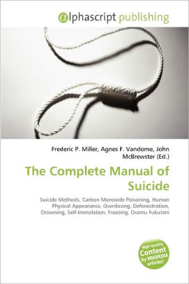 buy the complete manual of suicide