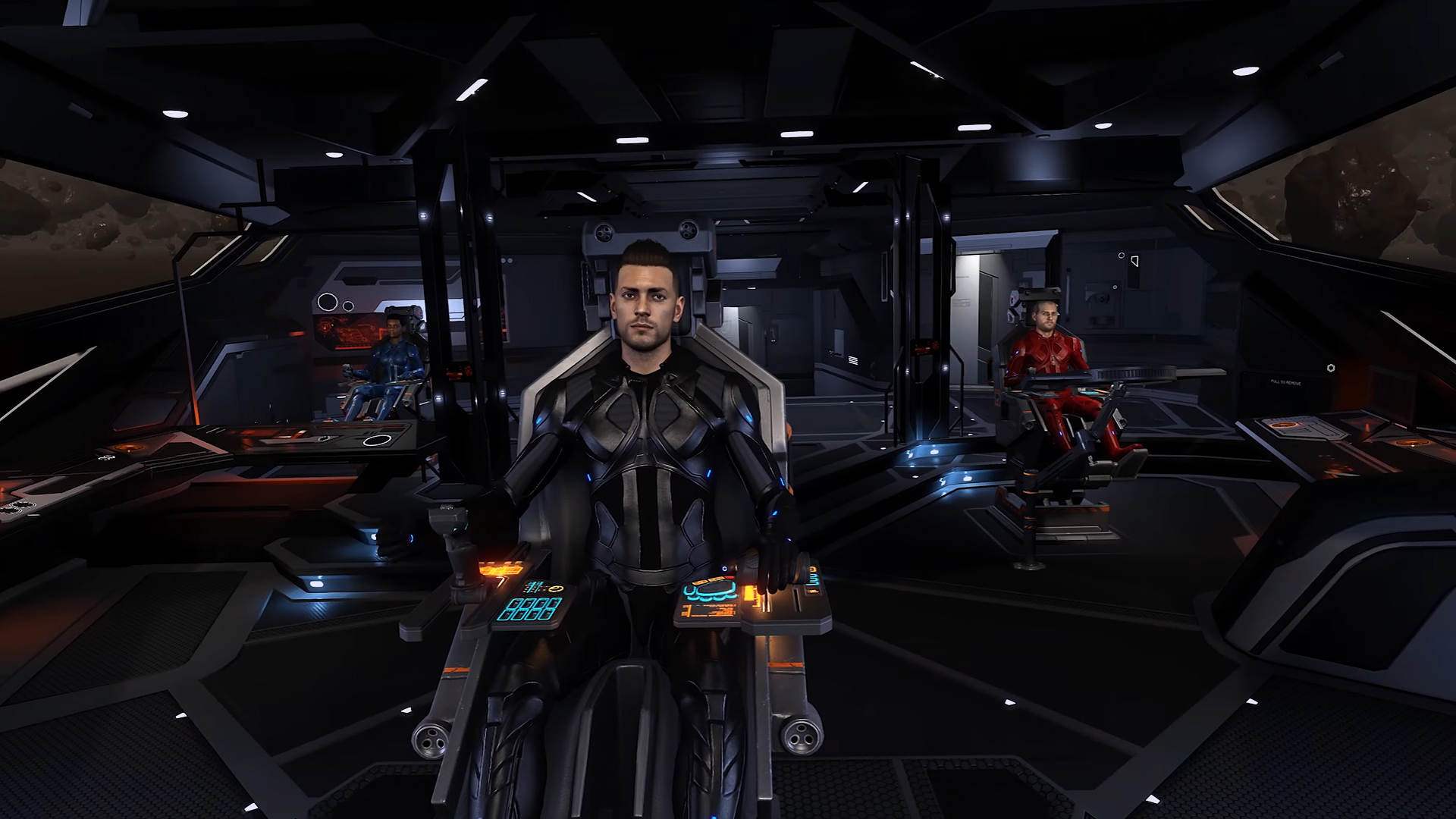 Elite dangerous 2.3 flight assist off and on controls guide