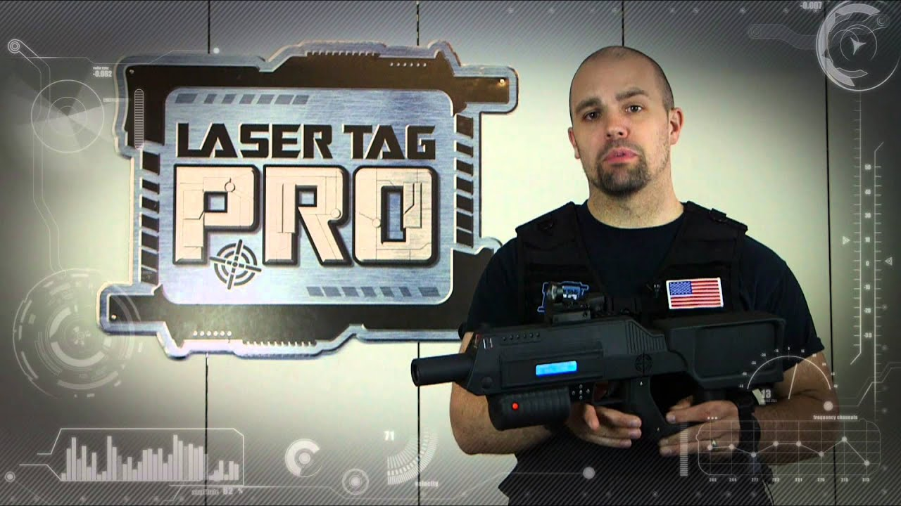silverlit laser tag instructions