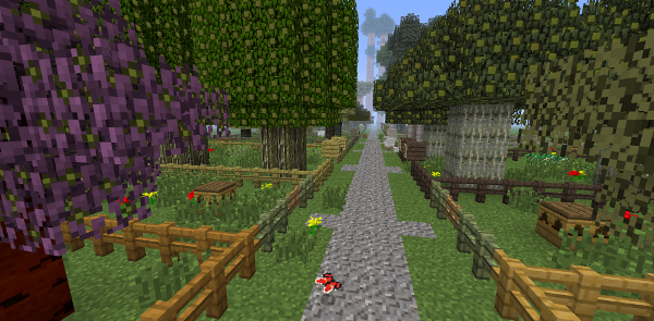 Minecraft forestry how to get more princesses