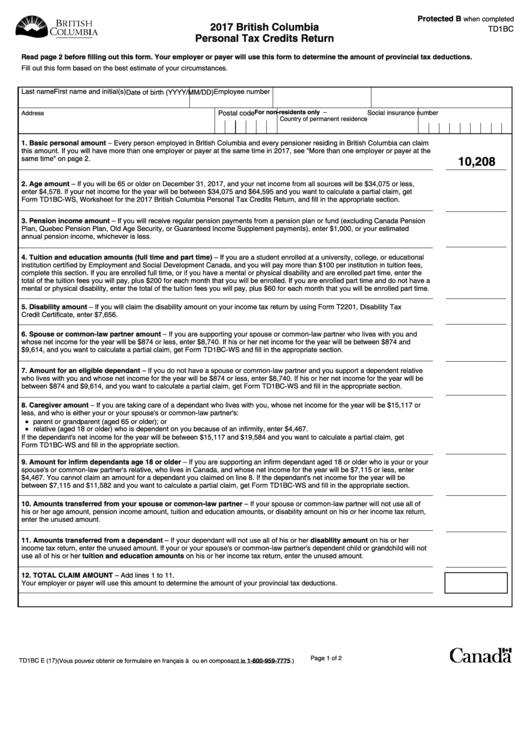 Canadian tire application form 2017 pdf