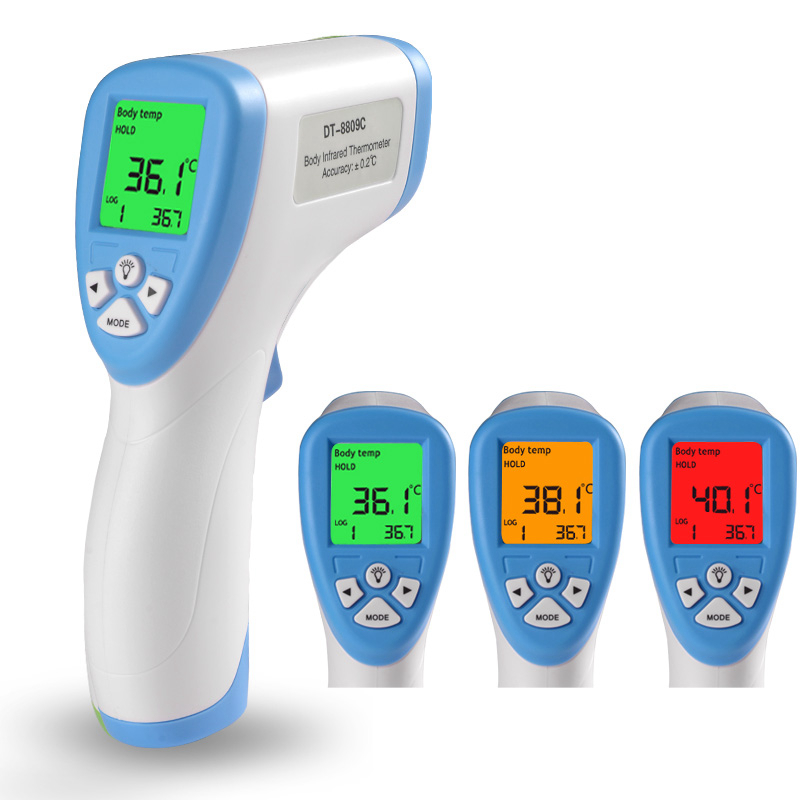 accusense digital thermometer instructions