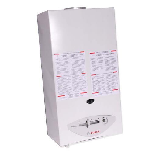 Bosch gas water heater manual