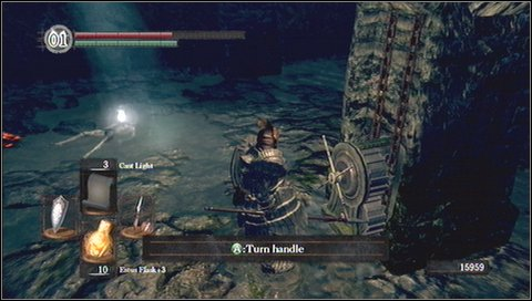 Dark souls how to leave painted world