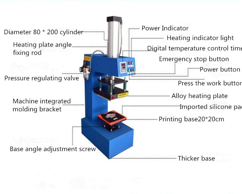 power heat press instructions