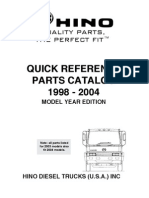 Hino 700 series workshop manual free