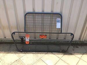 Prado 120 cargo barrier fitting instructions