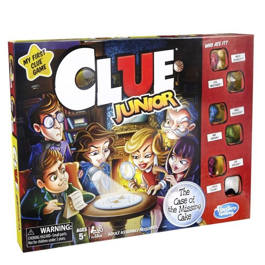 Clue grab and go instructions