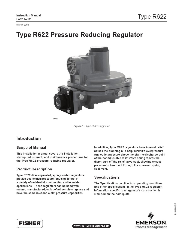 Fisher 4160k pressure controller manual