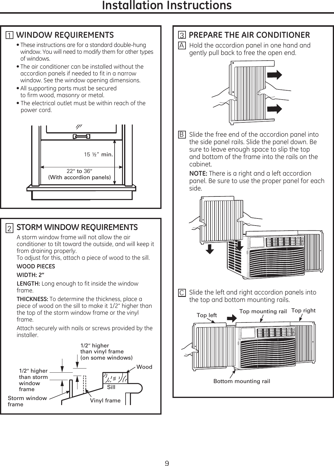 Eclipse air conditioning user manual