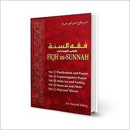 Fiqh sunnah sayyid sabiq pdf