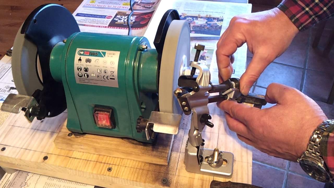 General 825 drill bit sharpener instructions