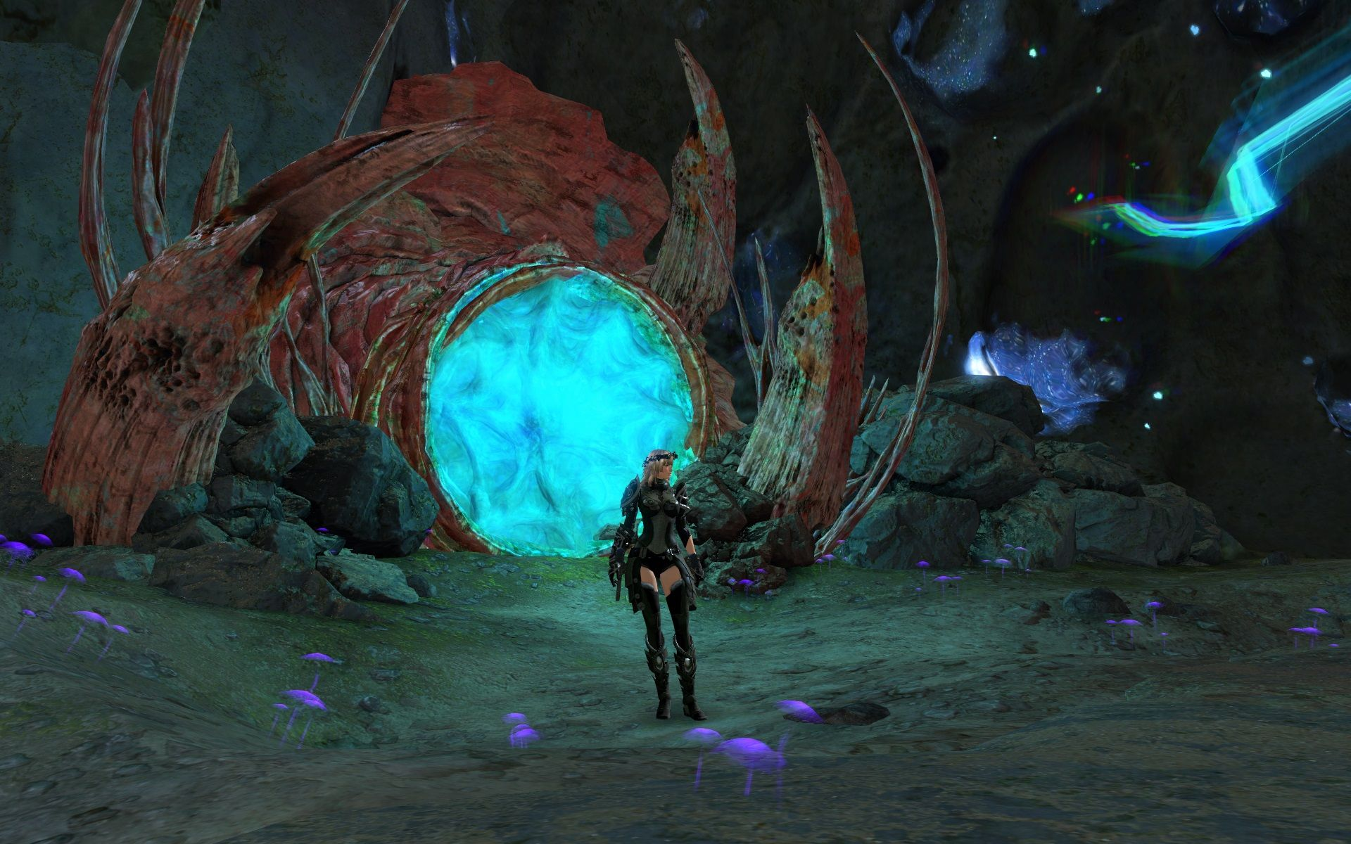 Guild of wars 2 how to get to rata novus