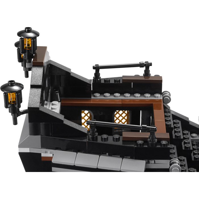 Lego black pearl instructions