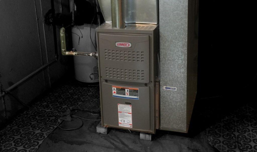 lennox elite furnace installation manual