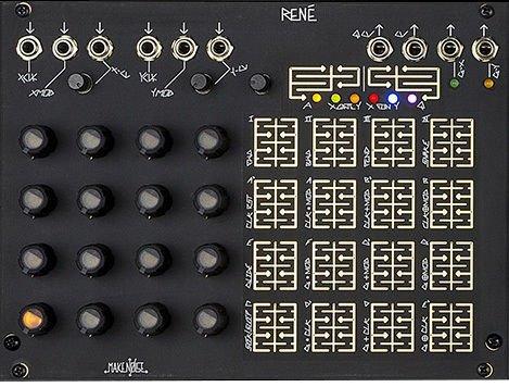 make noise system cartesian manual