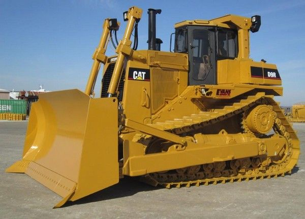 Manual bulldozer d9r dozer