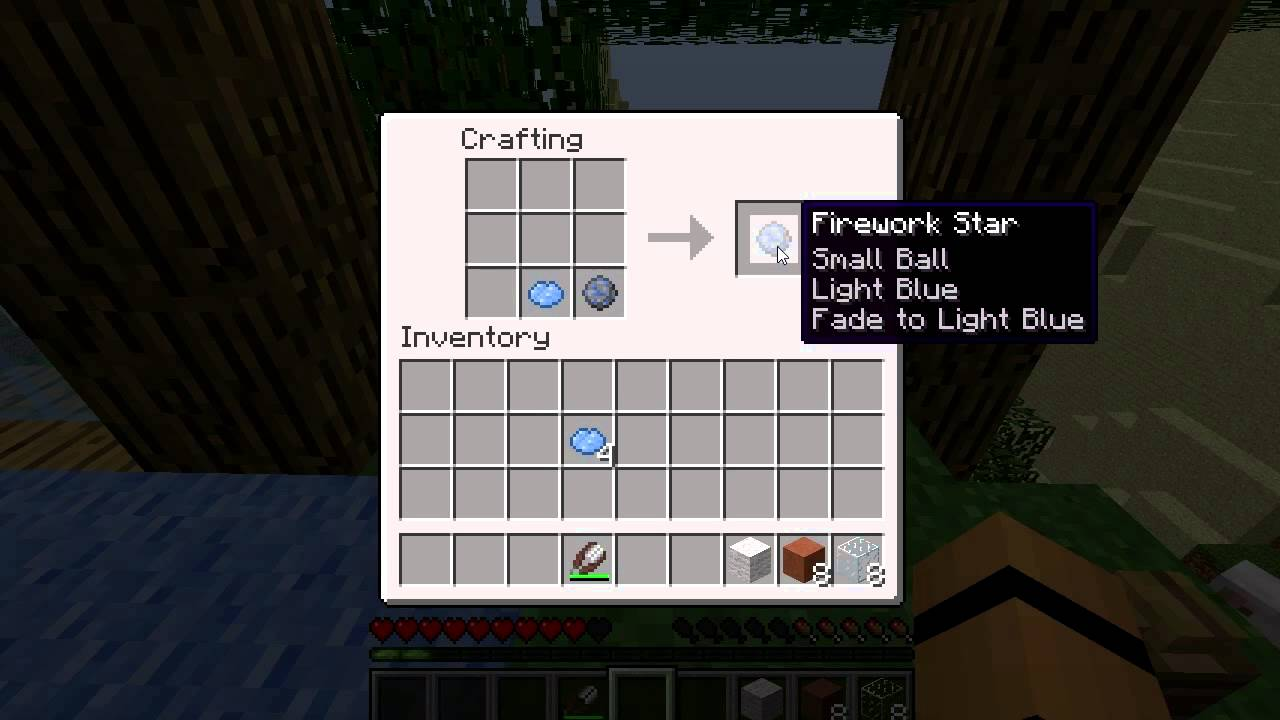 Minecraft how to get blue dye