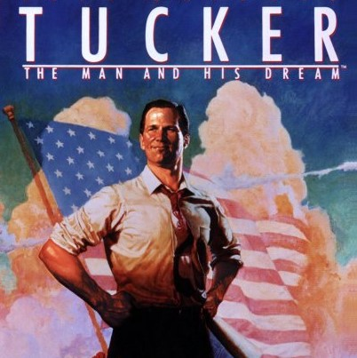 Movie guide tucker a man and his dream answers