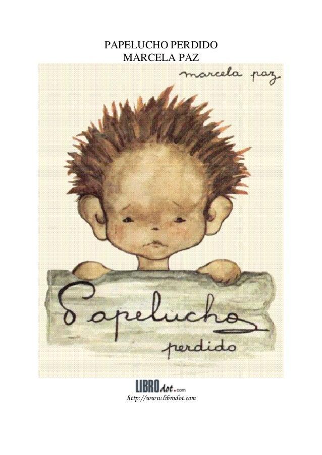Papelucho by marcela paz pdf