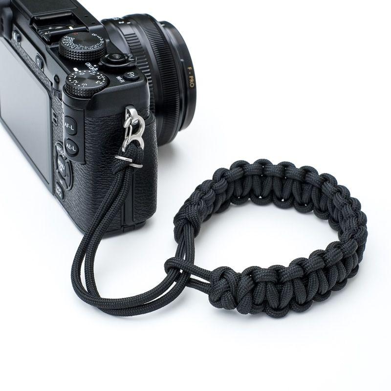 paracord camera wrist strap instructions