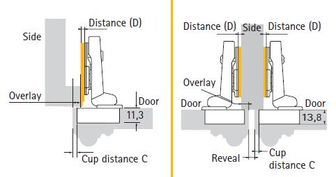 piano hinge installation instructions