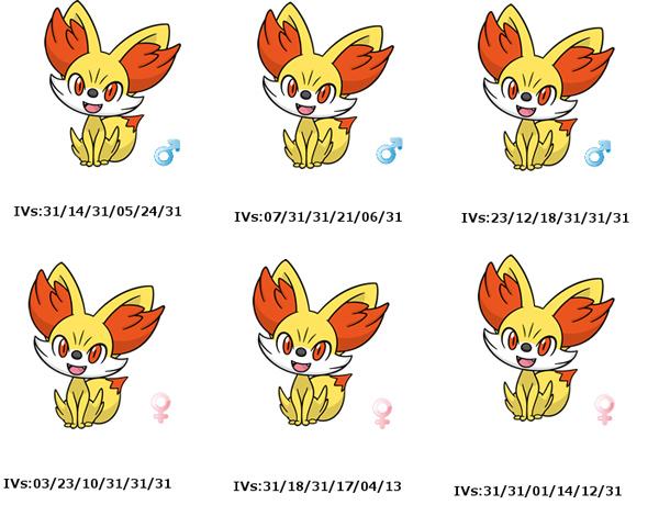 Pokemon x egg breeding guide