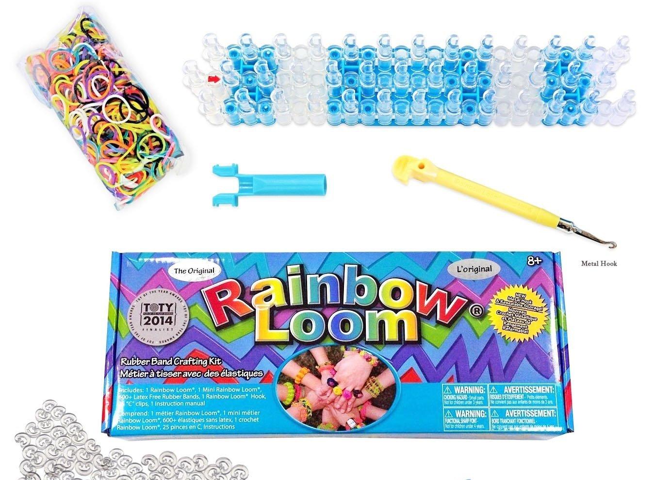 Rainbow loom kit instructions