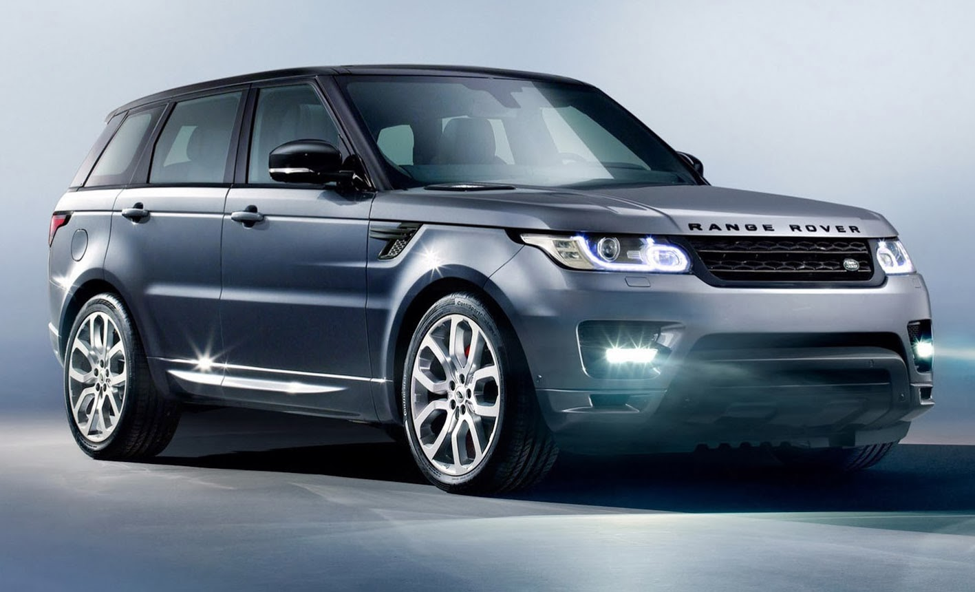 Range rover sport owners manual