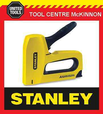 Stanley aircraft aluminum staple gun manual