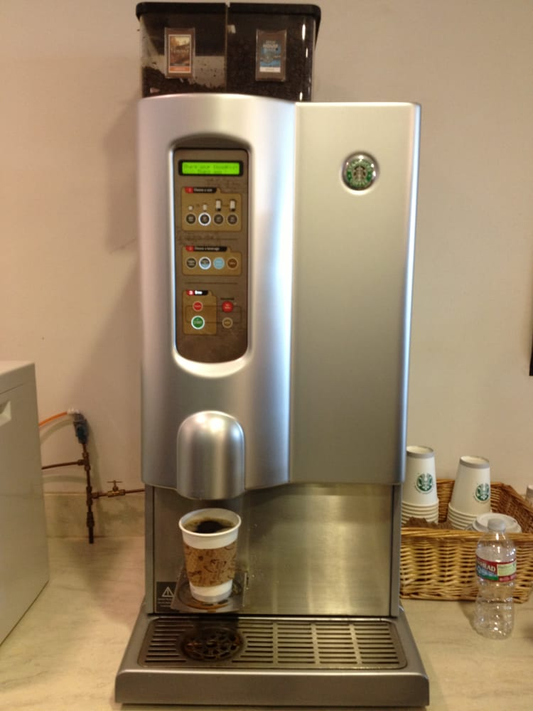 starbucks interactive cup brewer manual