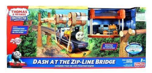 thomas zip line bridge instructions