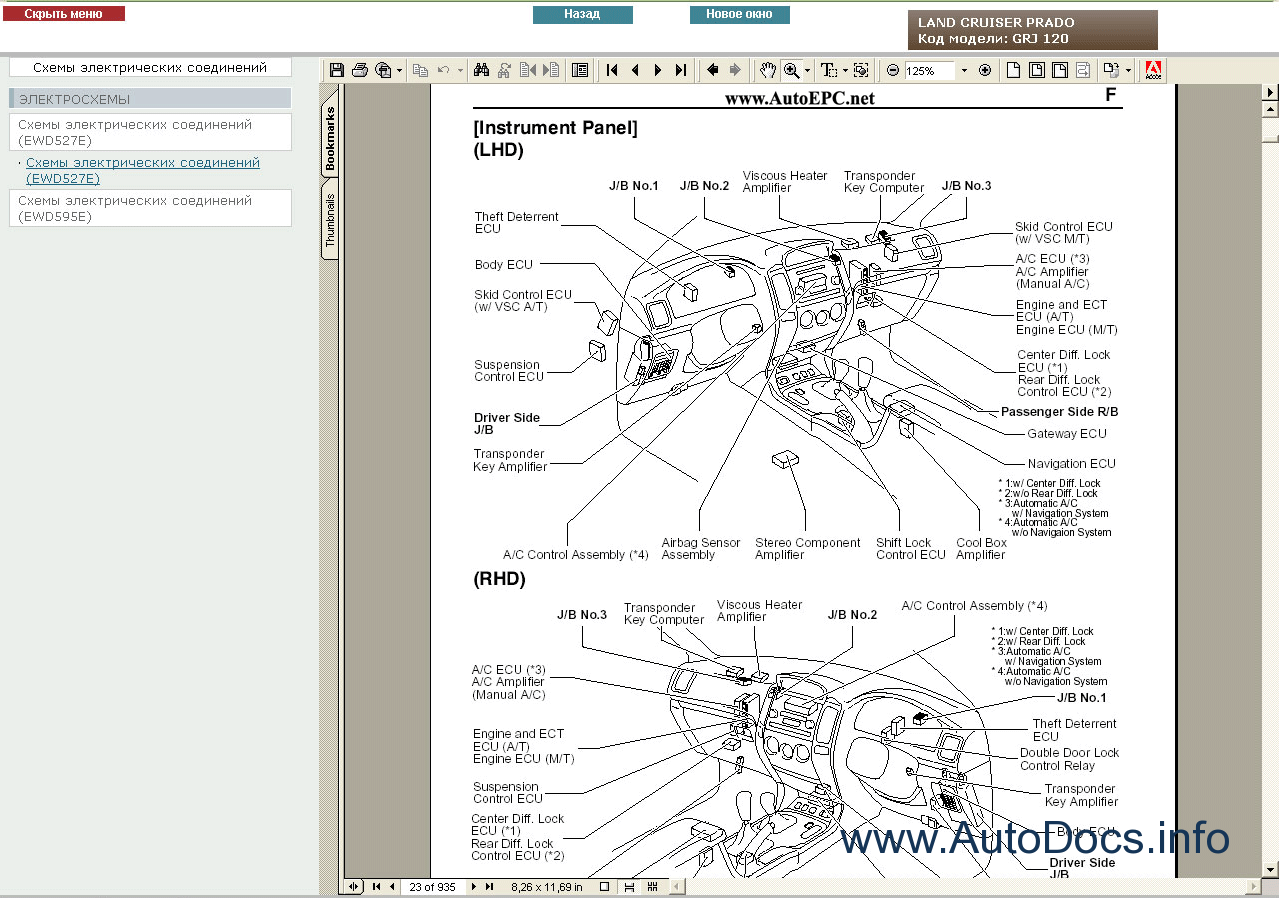 toyota prado grande 2004 manual pdf