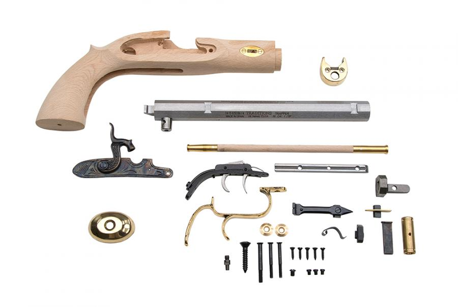traditions muzzleloader kit instructions