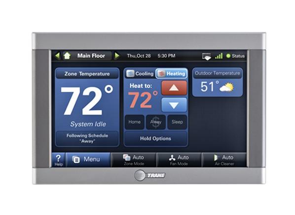 trane 950 thermostat service manual