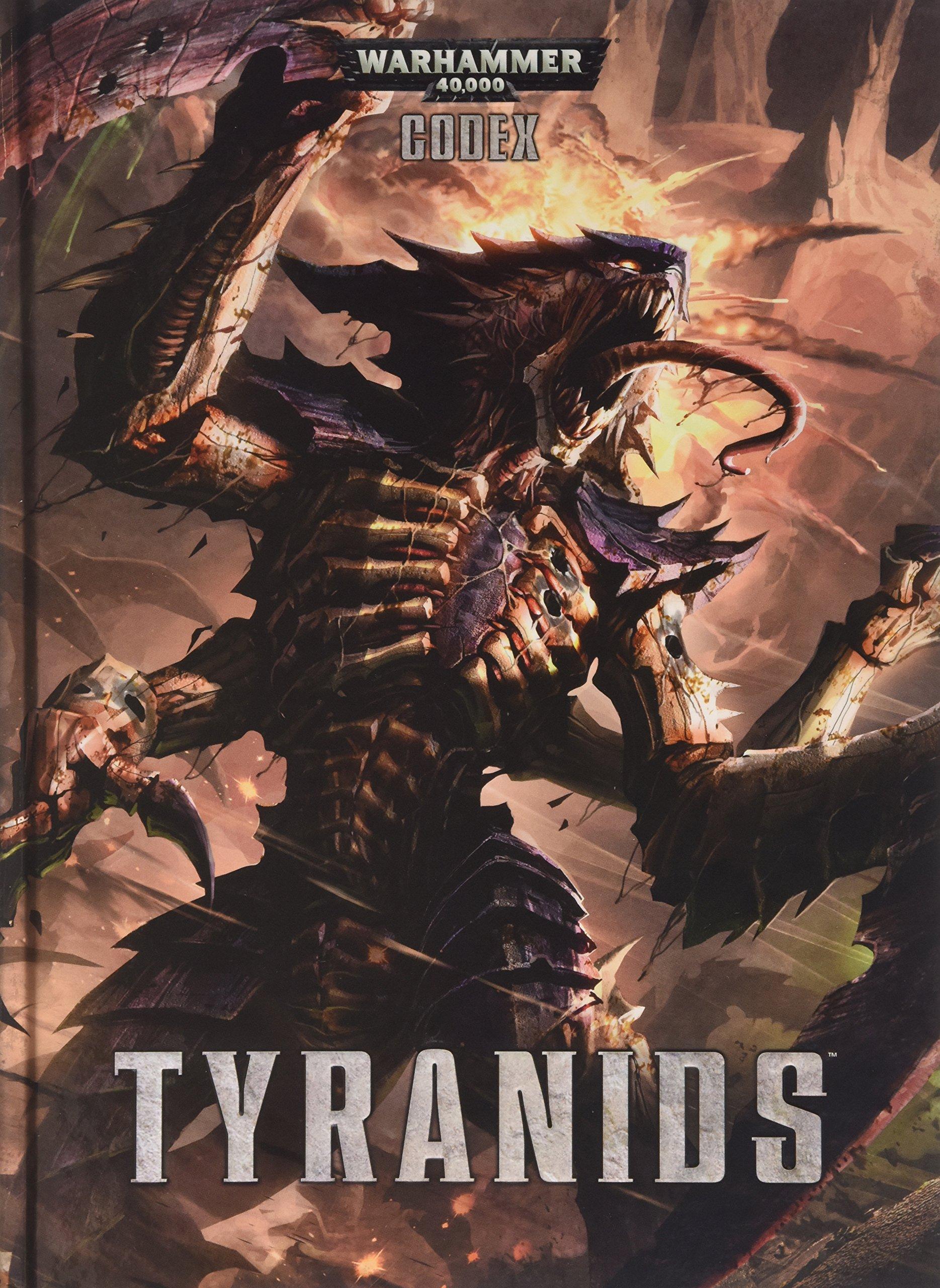 Warhammer 40k tyranid codex 6th edition pdf