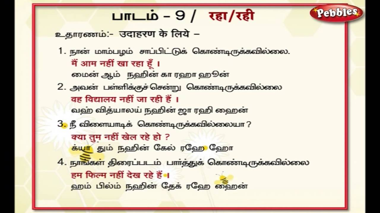 Www how to learn hindi